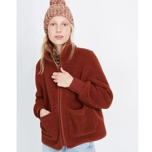LOOKING FOR!! Madewell Polartec zip jacket